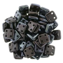 CzechMates QuadraTiles Luster - Metallic Amethyst (per 5 gram)