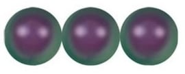 Swarovski Pearls 4 mm Iridescent Purple (per 25)