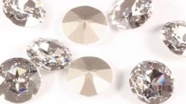Swarovski Rivoli 27 mm Crystal (per 1)