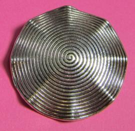 Pendant Swirl B1394 (per 1)