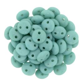 CzechMates Lentils Turquoise (per 16)