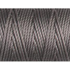 C-Lon Bead Cord Tex 400 Cocoa (per rol van 35 meter)
