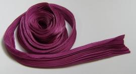 Shibori Silk Fuchsia (per 20 cm)