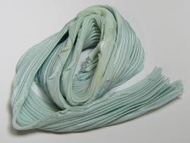 Shibori Silk Spring Green (per 20 cm)