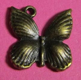 Charm Butterfly B1436 K (per 4)