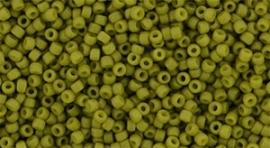 TR-15-2601F Semi Glazed - Olive (per 5 gram)