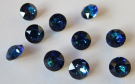 Swarovski Chaton SS29 Crystal Bermuda Blue (per 10)