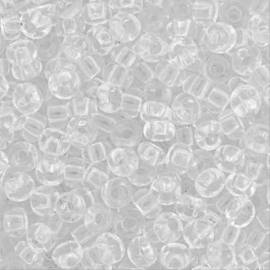 16-00050 Preciosa Transparent Crystal (per 5 gram)