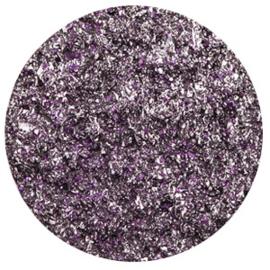 Polaris Cabochon Coin Flat 35 mm Goldstein Grape Purple (per 1)