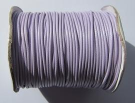 Waxkoord 2 mm Lilac W025 (per meter)