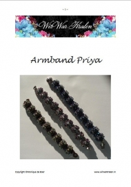 Pattern Bracelet Priya (PDF-File)