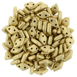 CzechMates Diamond Matte - Metallic Flax (per 5 gram)