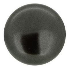 Swarovski Pearls Coin 14 mm Black (per 1)