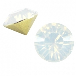 Resin Chaton SS29 Crystal Opal (per 10)