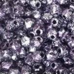 Facet 3 mm Tweedy Violet (per 50)