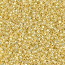 8-0554 Dyed Light Daffodil Silverlined Alabaster (per 10 gram)