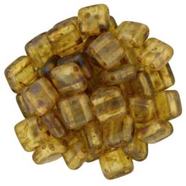CzechMates Tiles Matte - Crystal Picasso (per 22)