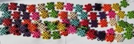 Howliet Multicolor Vlechtwerk E2112 (per streng)