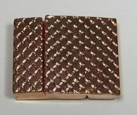 Magneetslot 26 x 15 mm S763-D R (per stuk)