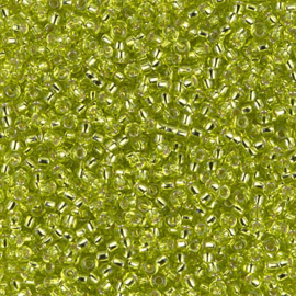 11-0014 Silverlined Chartreuse (10 g.)