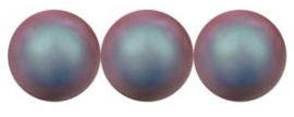 Swarovski Pearls 10 mm Iridescent Red (per 5)