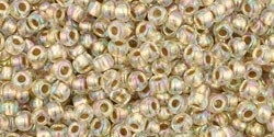 TR-11-994 Gold-Lined Rainbow Crystal (10 g.)