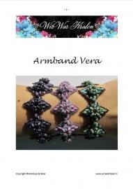 Patroon Armband Vera (PDF-Bestand)