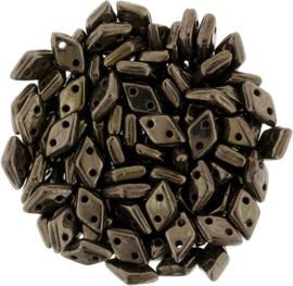 CzechMates Diamond Dk Bronze (per 5 gram)