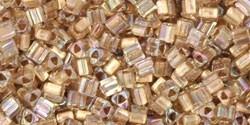 TG-11-994 Gold-Lined Rainbow Crystal (per 10 gram)