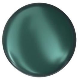 Swarovski Pearls Coin 12 mm Iridescent Tahitian (per 1)
