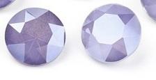Glass Chaton SS39 Grade A Luster Powdery Purple Velvet (per 3)