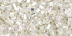TG-11-21 Silver-Lined Crystal (per 10 gram)