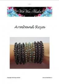 Pattern Bracelet Reya (PDF-File)