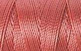C-Lon Bead Cord Chinese Coral (74 meter)