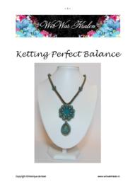 Pattern Necklace Perfect Balance (PDF-File)