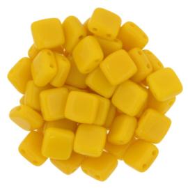 CzechMates Tiles Sunflower Yellow (per 20)