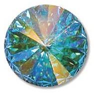 Swarovski Rivoli 18 mm Crystal AB (per 1)