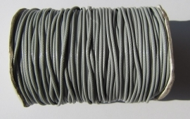 Waxed Cord 1,5 mm Gray W085 (1 meter)