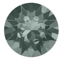 Swarovski Chaton SS39 Black Diamond (per 5)