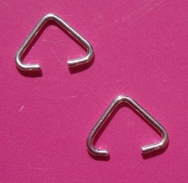 Ring Driehoek H094 (per 3 gram)