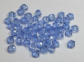 Swarovski Bicone 3 mm Light Sapphire (per 50)