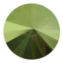 Swarovski Rivoli 18 mm Crystal Iridescent Green (per 1)