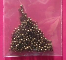 Knijpkralen 2 mm H237 K (per 2 gram)