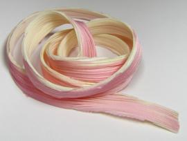 Shibori Silk Pink Parfait (per 20 cm)