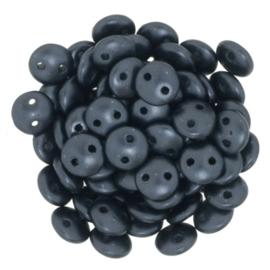 CzechMates Lentils Pearl Coat - Charcoal (per 18)