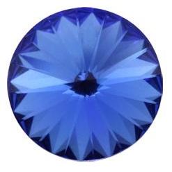 Swarovski Rivoli 18 mm Sapphire (per 1)