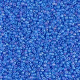 15-0150FR Matte Transparent Sapphire AB (per 5 gram)