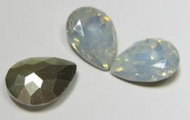 Resin Drop 13 x 18 mm Crystal Opal (per 1)