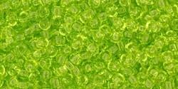 TR-11-4 Transparent Lime Green (10 g.)