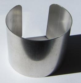 Aluminium Cuff 50 mm (per 1) *Parcel